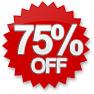 75% OFF .CN.COM Domains